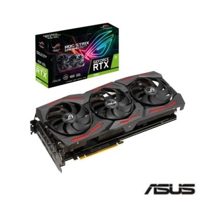 華碩 ASUS ROG Strix GeForce RTX 2060 EVO OC 版 6GB  顯示卡