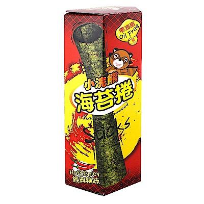 小浣熊 海苔捲-經典辣味(24g)