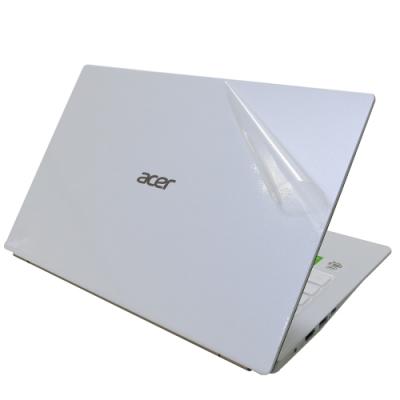 EZstick ACER SF514-54GT 白色機專用 二代透氣機身保護膜