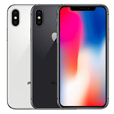 官方認證福利品Apple iPhone X 64G 5.8吋智慧型手機