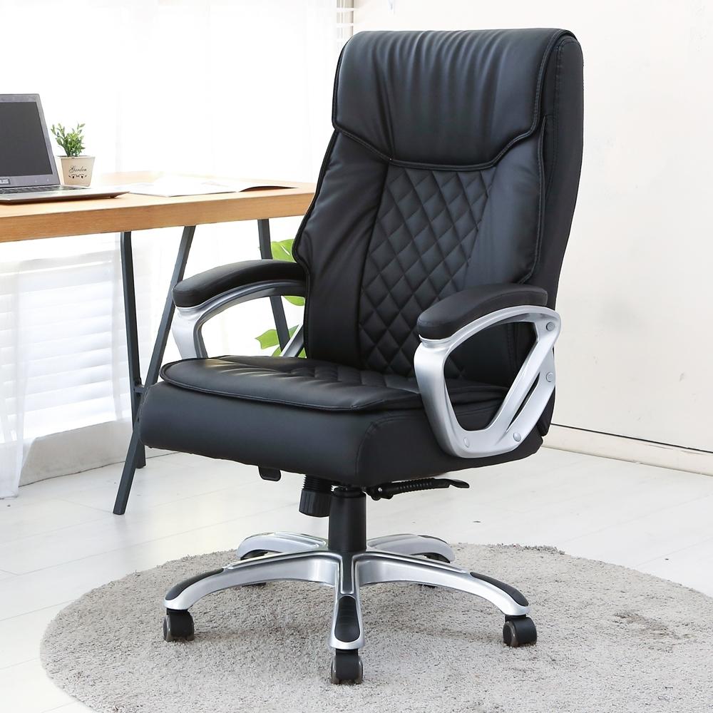澄境 MIT舒適加後坐墊獨立筒主管椅/電腦椅/書桌椅/辦公椅