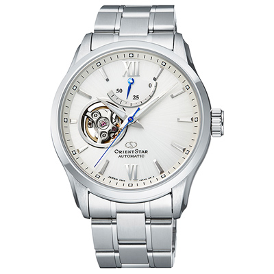 ORIENT STAR 東方之星機械錶手錶 RE-AT0003S-白X銀/39mm