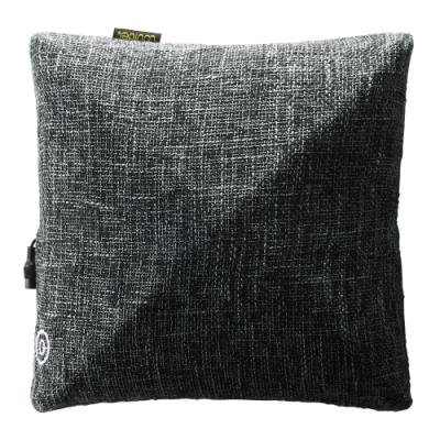 Lourdes日式按摩抱枕188專用布套(薄荷黑)