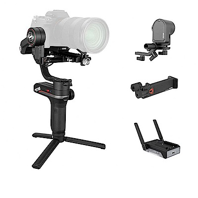 ZHIYUN 智雲 WEEBILL-S 相機三軸穩定器 跟焦圖傳套組 (正成公司貨)