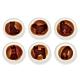 日本ARTHA柴犬造型陶瓷凹凸醬油碟AR06042 product thumbnail 1