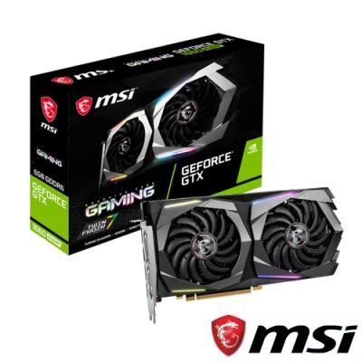 MSI微星 GeForce GTX1660 SUPER GAMING 顯示卡