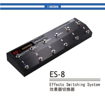 BOSS ES-8 效果切換器