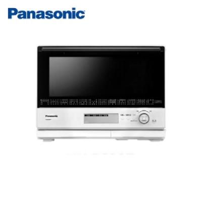 (快速到貨) Panasonic 國際牌 30L旋鈕平台式變頻蒸烘烤微波爐 NN-BS807-