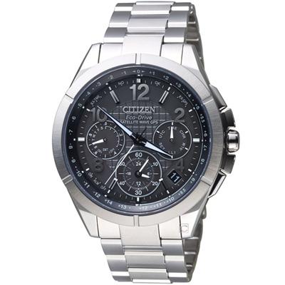 CITIZEN 浩瀚無垠GPS鈦金屬腕錶(CC9070-56H)44mm