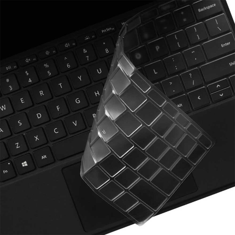 EZstick Microsoft Surface GO 奈米銀抗菌 TPU 鍵盤膜