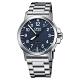 Oris豪利時 BC3 Advanced 日曆星期機械錶-藍x銀/42mm 0173576414165 product thumbnail 1