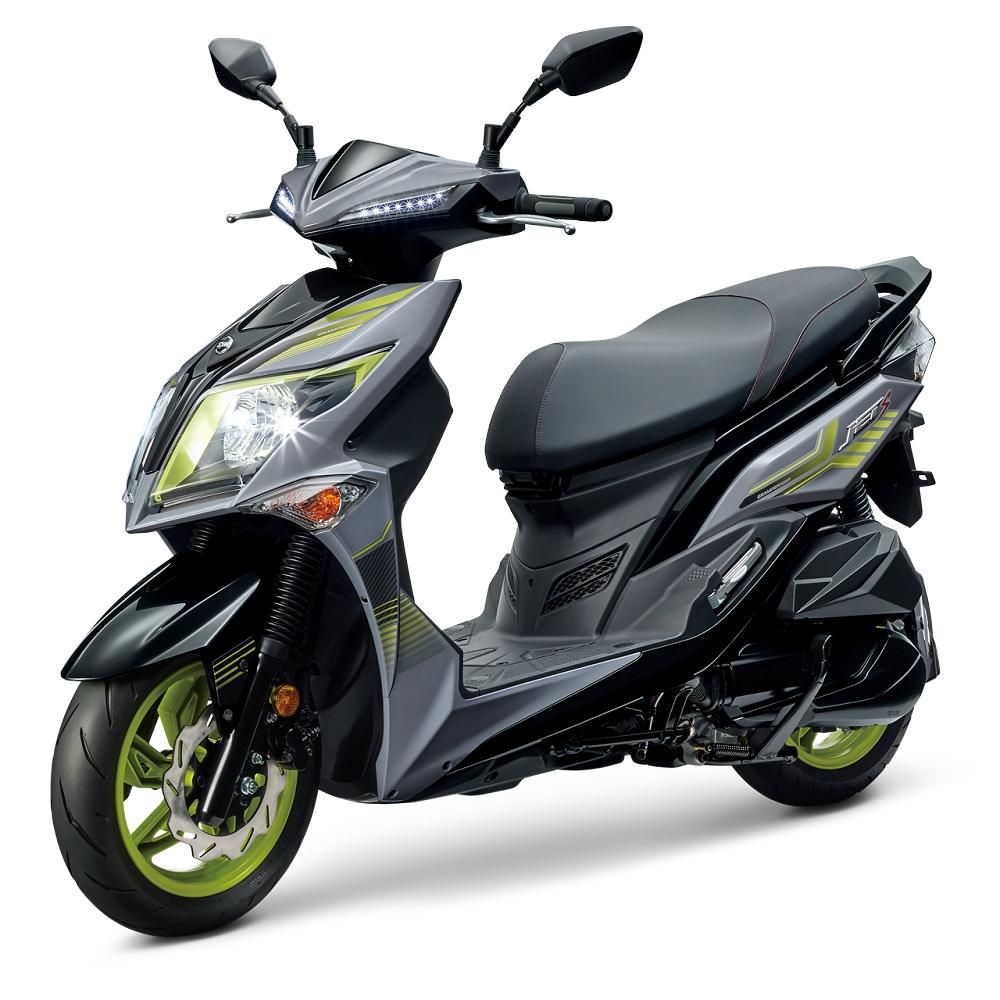 SYM三陽機車JETS 125 雙碟新色 2019新車