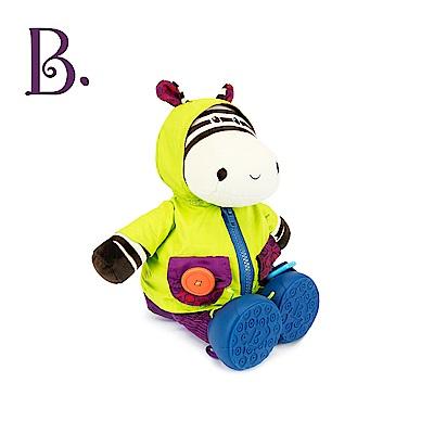 美國B.Toys 小斑馬拉風(學習玩偶)