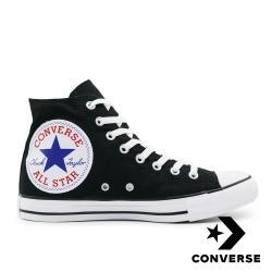 CONVERSE 男女復古高筒休閒鞋 黑 限量 165694C