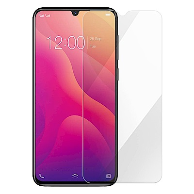 Metal-Slim Vivo V11i 9H鋼化玻璃保護貼