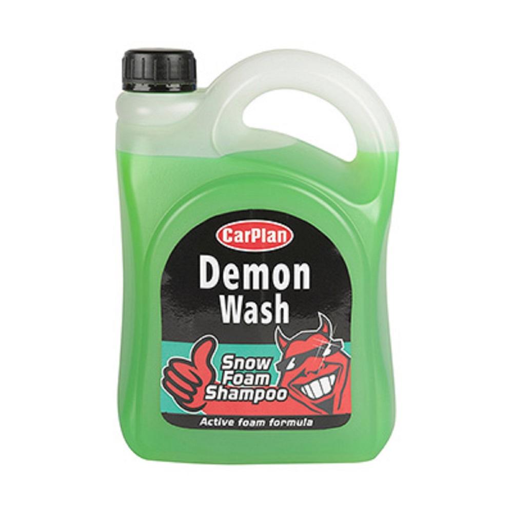 Demon紅魔鬼 Wash 洗車淨魔(2L)