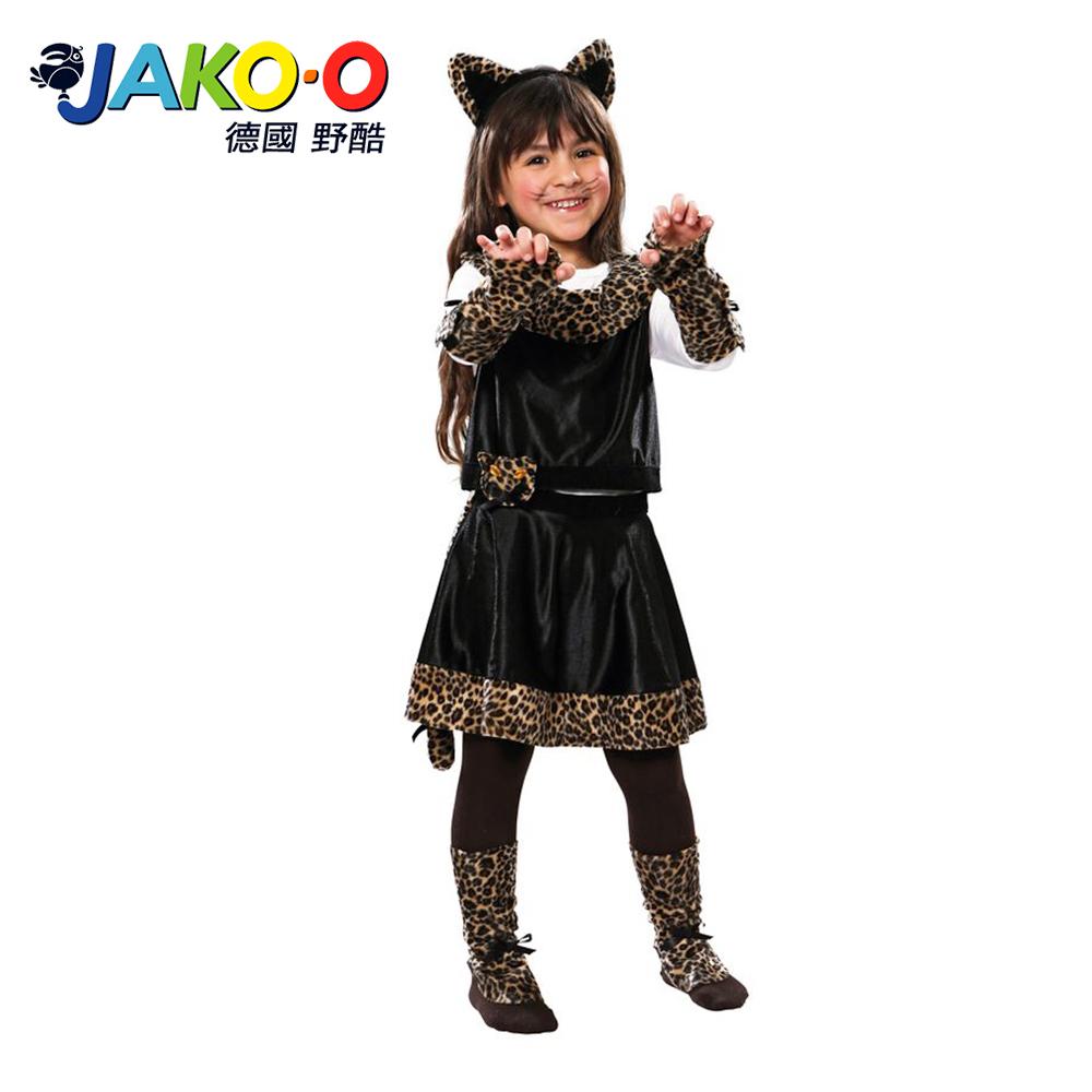 JAKO-O 德國野酷-遊戲服裝-小野貓5件組