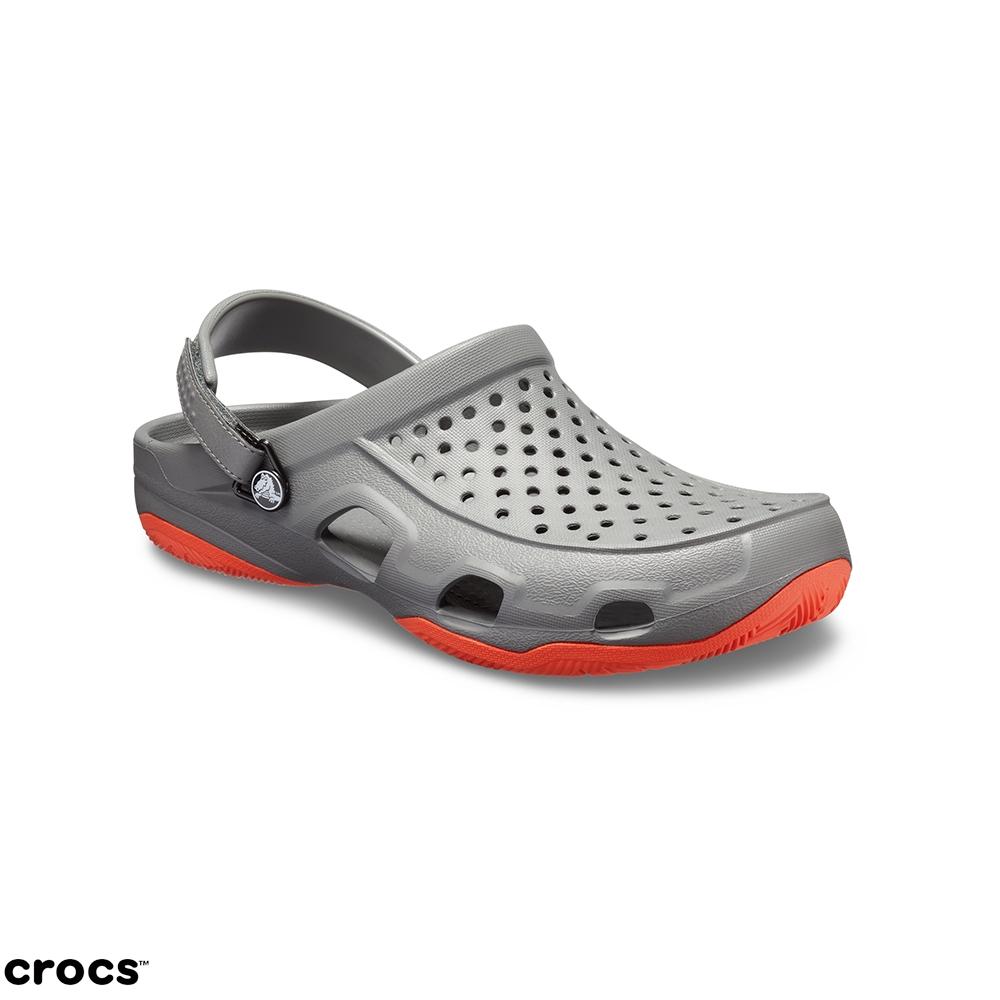 Crocs 卡駱馳 (男鞋) 激浪男士克駱格 203981-0EK