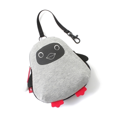 CHUMS Booby Pass Pouch Sweat 男女 卡夾零錢包 CHUMS Booby-CH603021Z051