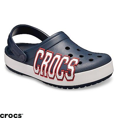 Crocs 卡駱馳 (中性鞋) 經典logo卡駱班