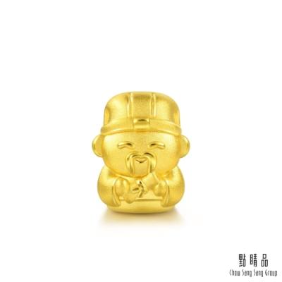 點睛品 Charme 福祿壽-祿神 黃金串珠