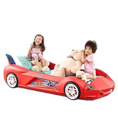 親親 獨特造型跑車床/附床墊(RB-03)