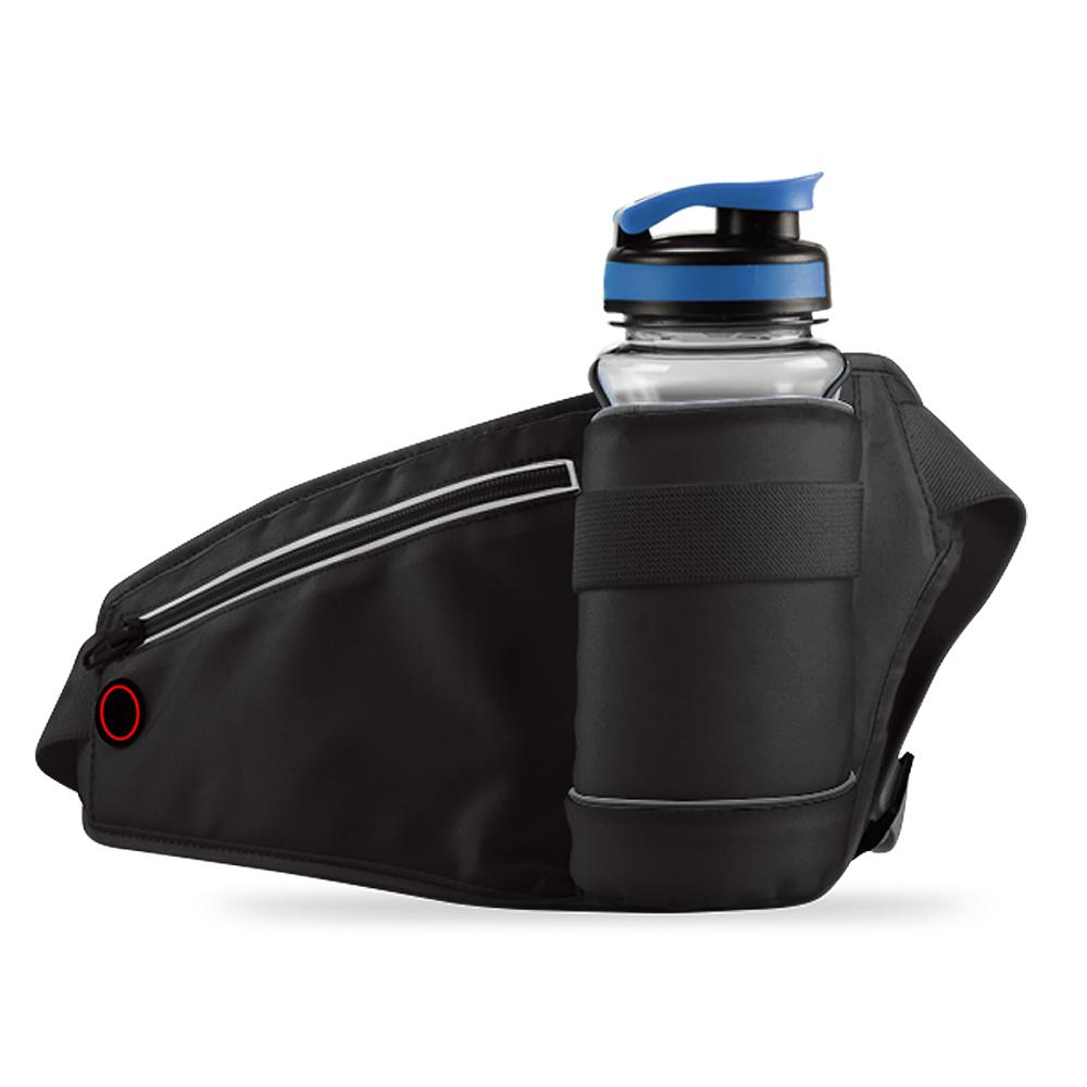 Aisure 華為 Mate 20 Pro/Mate 20簡單生活運動跑步水壺腰包