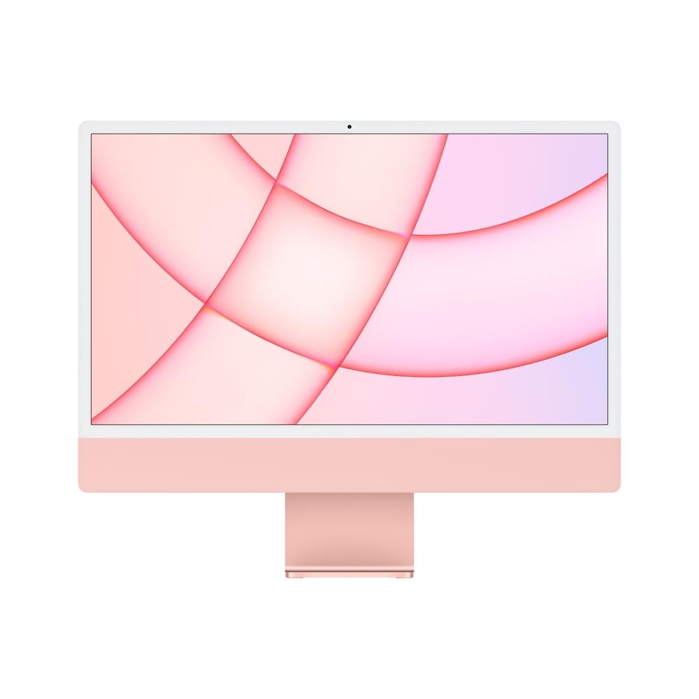 Apple iMac 24吋 4.5K M1 8核心CPU與8核心GPU/8GB/512GB product image 1