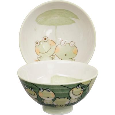 《Tokyo Design》瓷製餐碗(微笑蛙11.5cm)