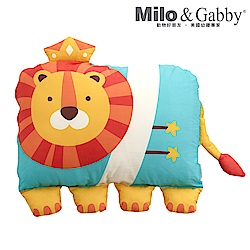 Milo&Gabby 動物好朋友 大枕頭套(LONNIE小獅王)