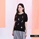 【KiKi】Shopping時尚刺繡造型-針織衫(三色/版型合身) product thumbnail 1