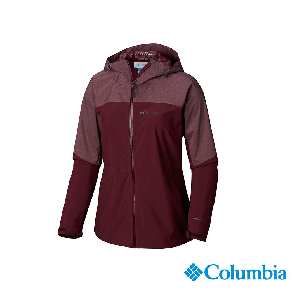 Columbia 哥倫比亞 女款-OT防水外套-黑色 URR00790WE