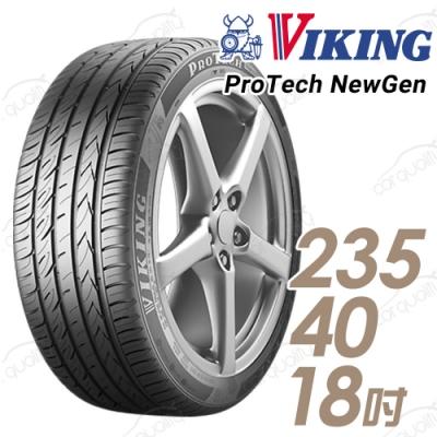 【維京】PTNG 濕地輪胎_送專業安裝_單入組_235/40/18 95Y(PTNG)