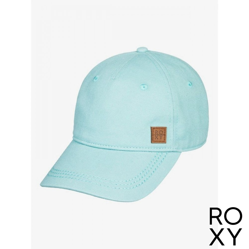 【ROXY】EXTRA INNINGS A 帽 淺藍