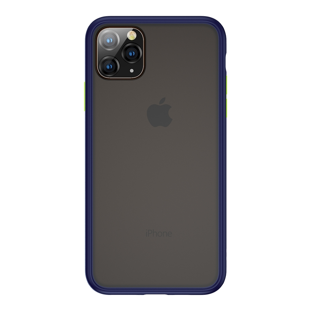 Benks iPhone11 Pro (5.8吋) 防摔膚感手機殼●鈷藍