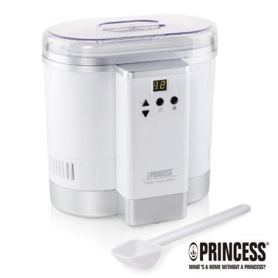 PRINCESS荷蘭公主專業級全能優格機-純淨白493901-W