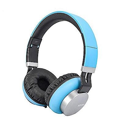 KINYO 頭戴式可折疊立體聲耳機麥克風