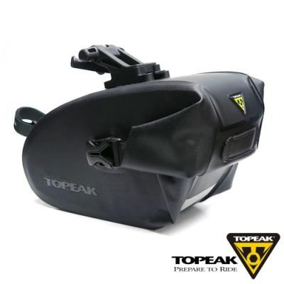 TOPEAK WEDGE DRYBAG全防水座弓快拆卡式座墊袋-大型