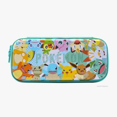 HORI Nintendo Switch 專用 寶可夢 皮卡丘和夥伴們 收納包(NSW-291A)