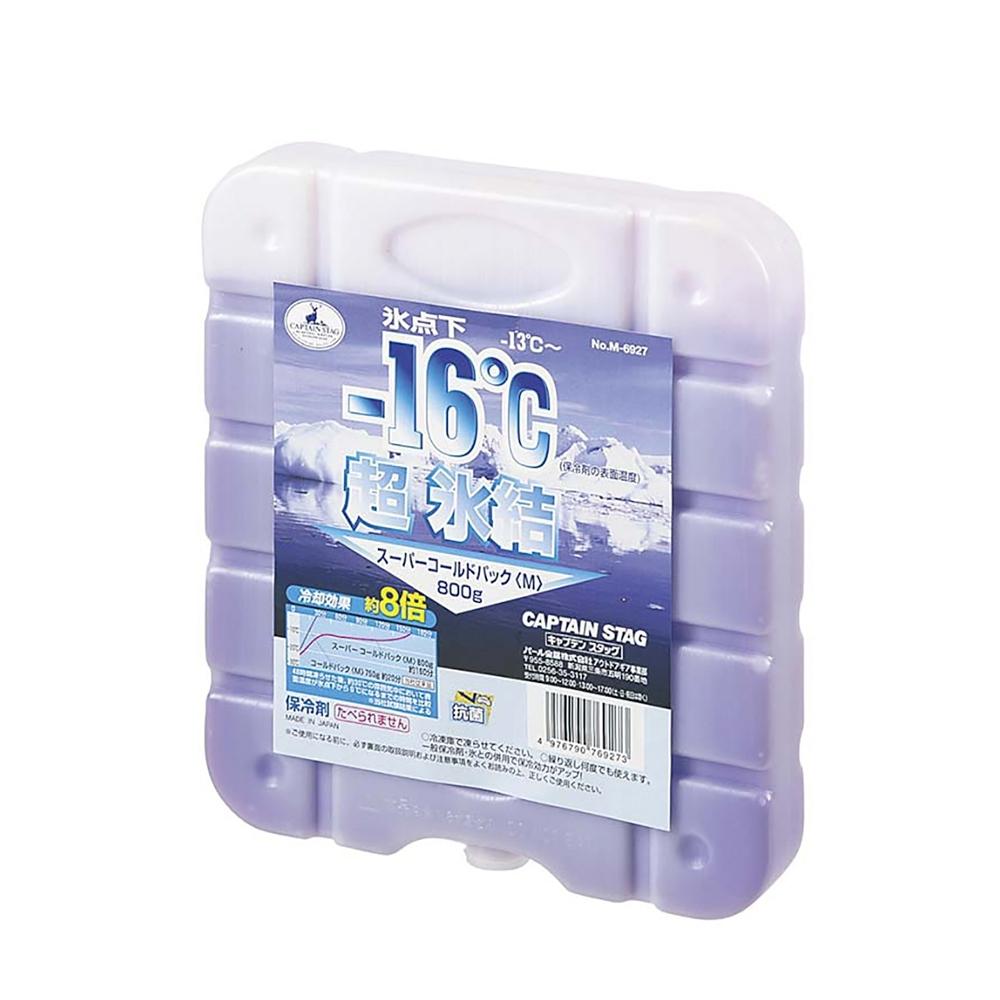 日本鹿牌-16度保冷冰磚800g M-6927