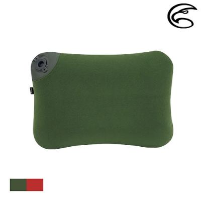 【ADISI】天鵝絨空氣枕 API-103SR+COVER【松綠色】