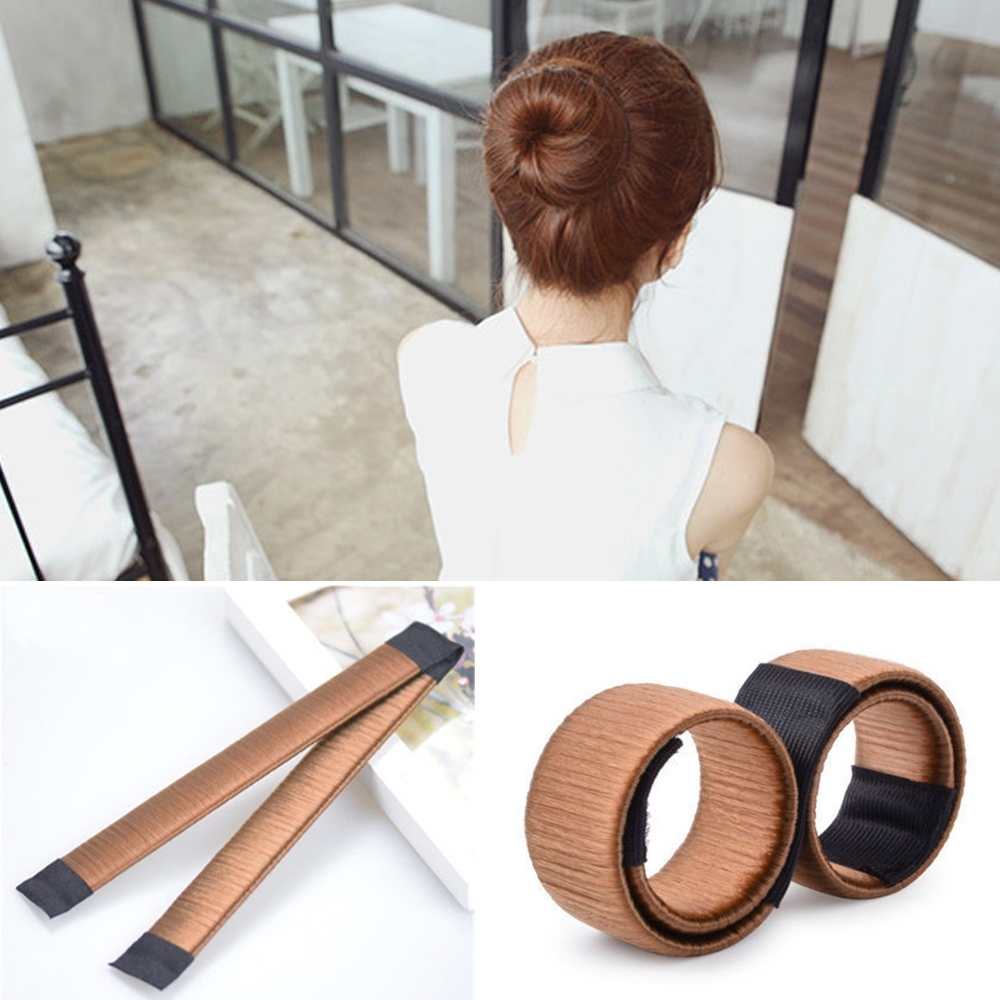 Hera 赫拉 法式美捲包包丸子頭速成盤髮器-2色
