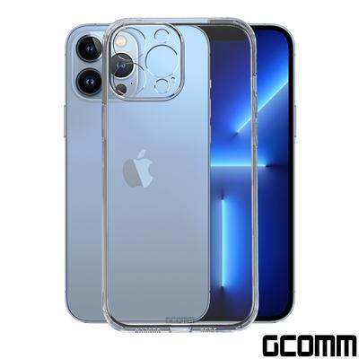 GCOMM iPhone 13 Pro Max 清透圓角防滑邊保護套 Round Edge