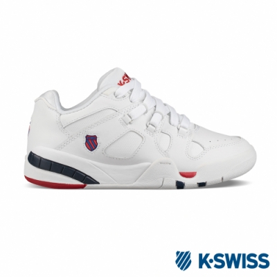 K-SWISS Caprina復古老爹鞋-女-白