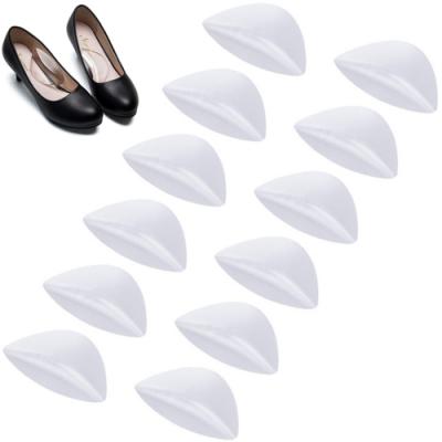 JHS杰恆社abe113足弓支撐鞋墊矽膠平足鞋墊內八字扁平足男女按摩足心墊美型鞋墊