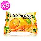 Harmony 水果香皂-橘子(75g x 5入)