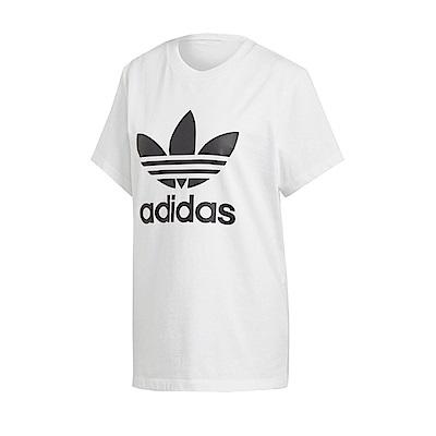 adidas T恤 Boyfriend Trefoil T 女款