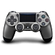 PS4 原廠無線控制器 鋼鐵黑 (CUH-ZCT2 系列) product thumbnail 1