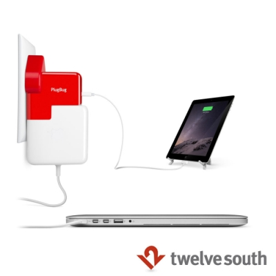 Twelve South PlugBug World MacBook擴充電源供應器