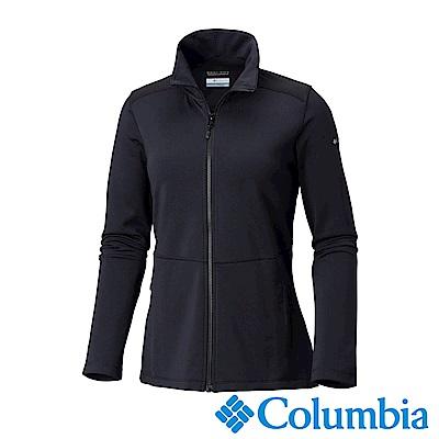 Columbia 哥倫比亞 女款- Omni-SHADE防曬50快排外套-黑色